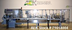 Used-Bartelt (Klockner) Model IM7-14 Servo Horizontal Form Fill and Seal Machine