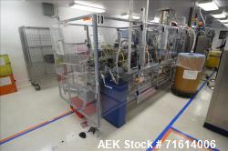 Used-Bartelt (Klockner) Model IM7-16 Servo Horizontal Form Fill and Seal Machine. Machine is capable of speeds up to 100 cpm...