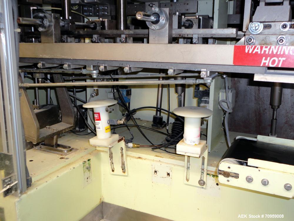 Used- Rovema Model HVS-160 Duplex Horizontal Bagging Machine