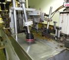 Used- Klockner Bartelt IM9-14 Horizontal Form Fill & Seal Pouch Machine. Capable of speeds of up to 70 CPM. Has a 9