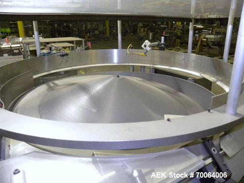Used- Arthur G Russel Form and Fill Machine Model PACO1