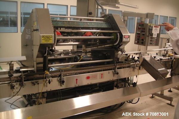 Used-Cam M90 Type 90/3 Automatic Blisterpack Machine