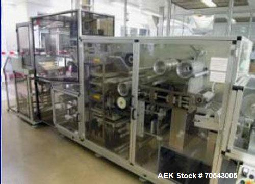 Used-Famar Model F3S Blister Packer.
