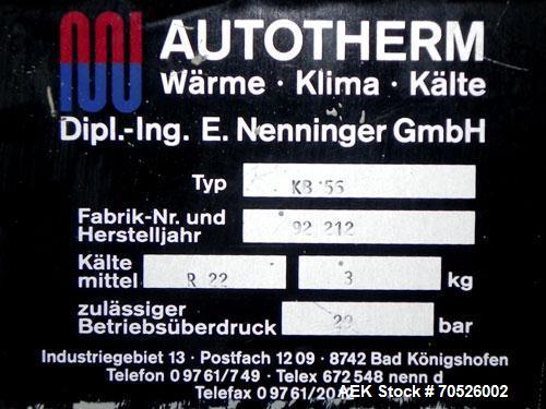 Used- Klockner Model CP10EL Blister Former
