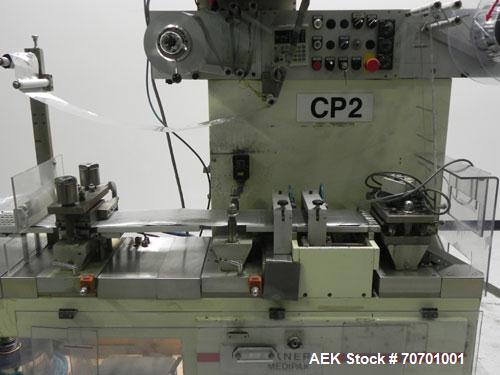 Used- Klockner Model CP2 Blister Pack Machine