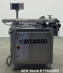 Used- Aylward Blister Feed Transfer Unit