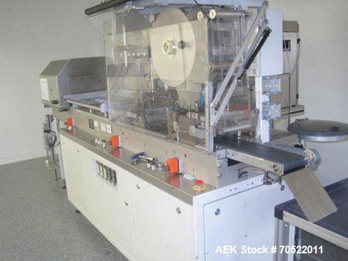 Used-Noack DPN 760 Blister Pack Deep-Drawing/Sealing Machine