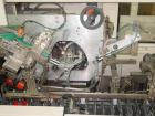 Used-Bosch Servac PH2-CS4 Blister Packer.Manufactured 1985.Capacity 300 units/minute, currently set up for 1.4