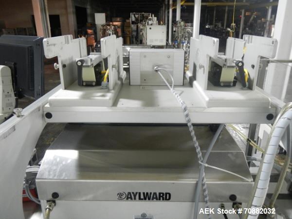 Used- Uhlmann Model UPS4 Blisterpacking Machine