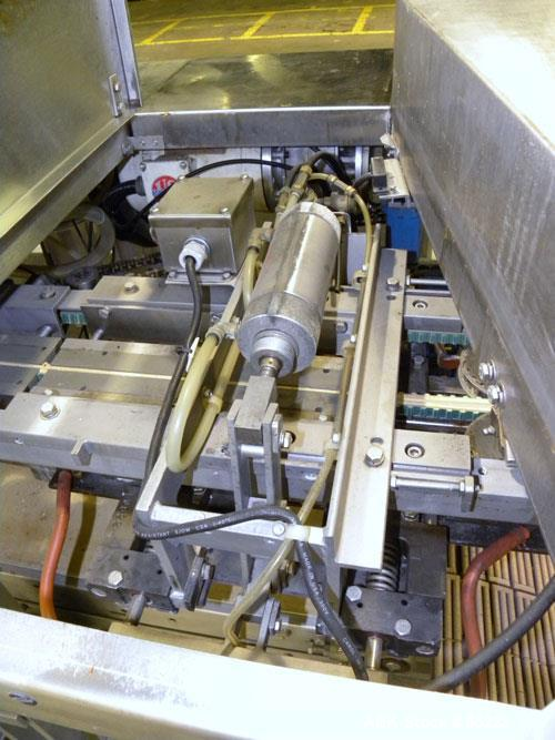 Used- CVP Systems Model Z-1200 Modified Atmosphere (MAP) Premade Bag Packager