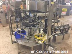 Used- MFG Preformed Pouch Packager model XL