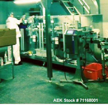 """Used- Weighpack Swifty 1200 Premade Horizontal Bagger. Bag Size Range: width 6"""" - 12"""", length 8"""" - 18""""."""
