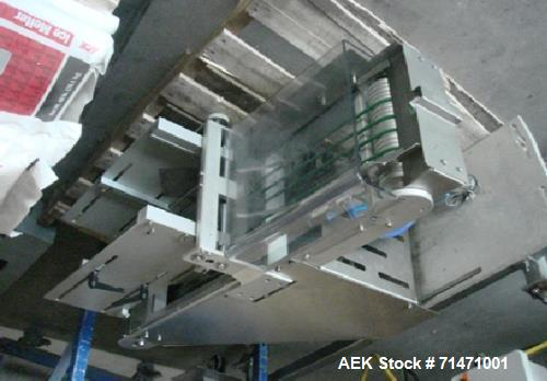 Used- WeighPack Systems Swifty Bagger Model 1200 Preformed Pouch Filler. Capable of speeds up to 30 bags per minute. Has a b...