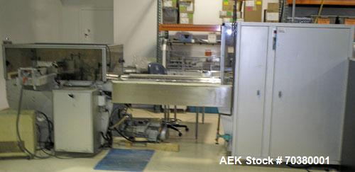 Used- Hopper Model 2500 Thermoforming Machine.