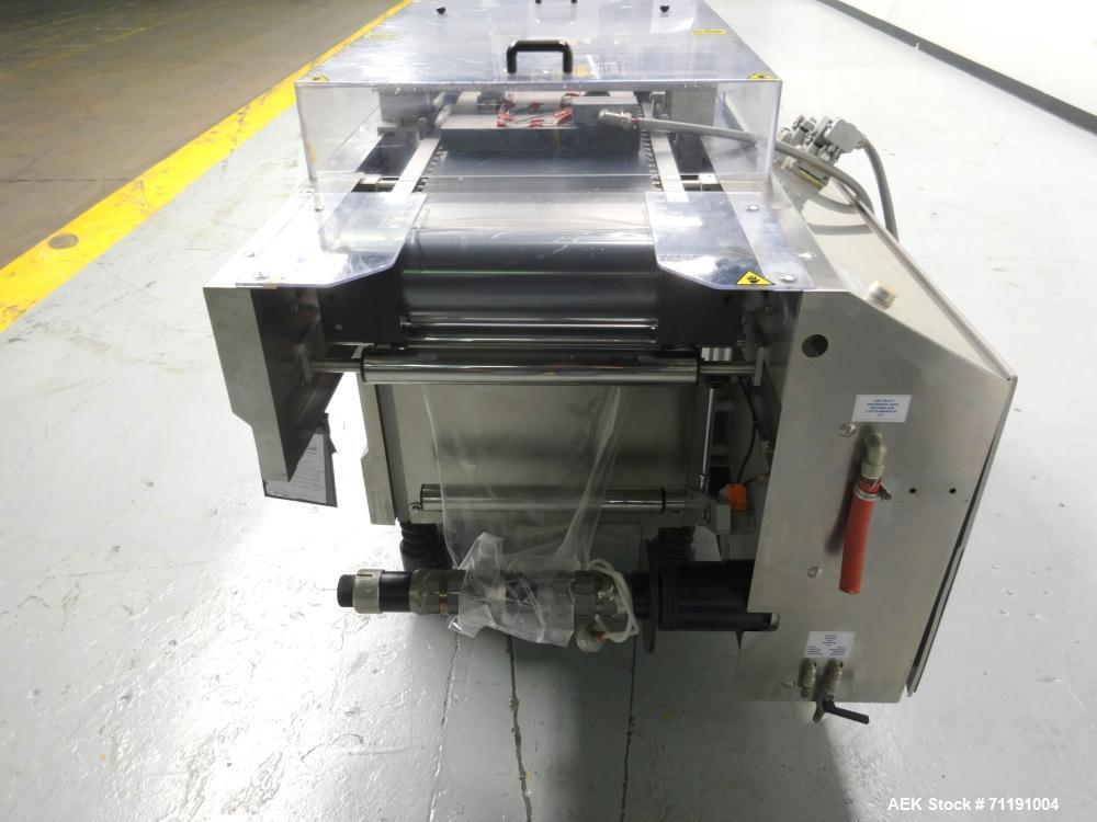 Used- Tiromat Model Compact M360 4.11 Horizontal Thermoformer