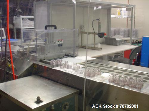 Used-Tiromat Compact Packaging Machine with