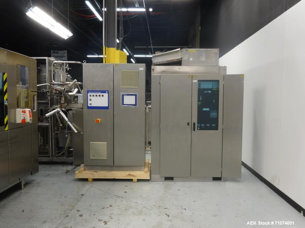Used- Tetra Pak TBA21 Form, Fill and Sealing Line