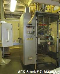 Used- Rovema, Model VPK260  Vertical Form Fill Seal Machine