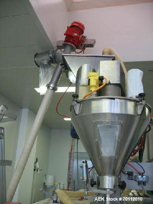 Used-Pharma Opem F200/E Vertical Sachet Filler