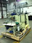 Used-IMAR Varipack Model S2 Towelette vertical form, fill and seal machine