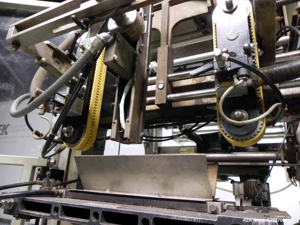 Used- Bosch Model SVB3600 Vertical Form Fill & Seal Machine