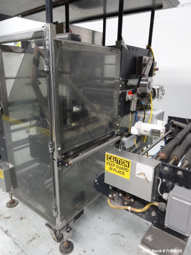 Used- Matrix Model MatrixPro Vertical Form, Fill and Seal Machine