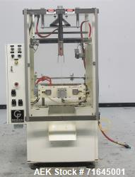 Used- General Packaging Entrada Model El LC Vertical Form Fill Seal Machine