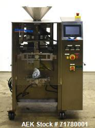Used- Weighpack Vertek Jr. Vertical Form Fill Seal Machine