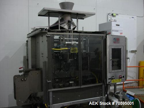 Used-Pacmac 9500 Vertical Form/Fill/Seal, Model 9500Z316.