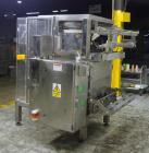 Used- Sandiacre Model TG400-LX Single Tube Vertical Form, Fill & Seal Machine.