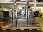 Used- Rommelag Model 360M BFS Blow Fill Seal Machine. Machine is capable of speeds from 6,000 to 18,000 units per hour depen...