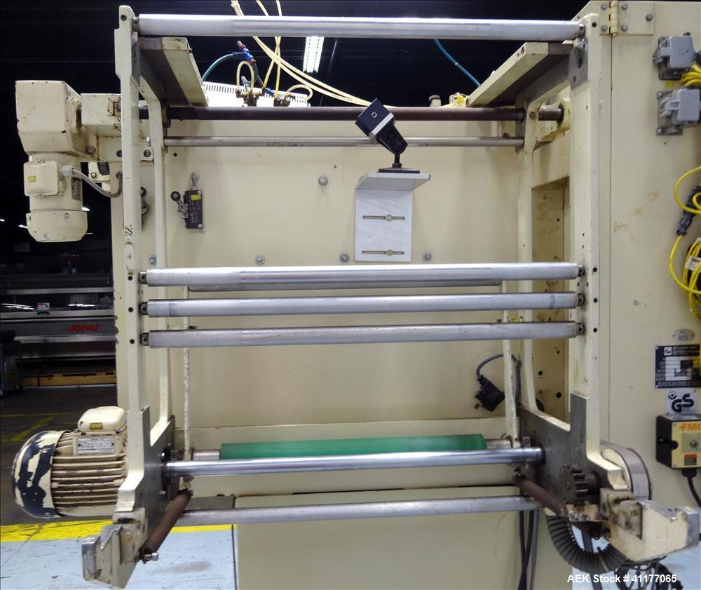 Used- Klockner Form/Fill/Seal Machine, Model LA3