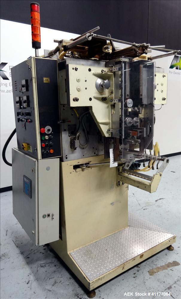 Used- Klockner Form Fill Seal Machine, Model LA3