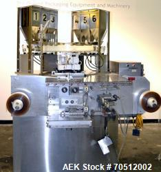 Used- Wrap Ade Model TT4 Vertical Strip Packaging Machine