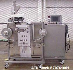 Used- Wrap Ade Model VSP-JR Vertical Strip Packaging Machine