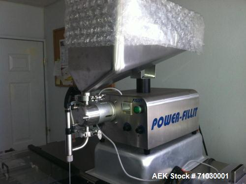 Used- GoPacker 1000 The GP1000 Vertical Form Fill and Seal Pouch Machine