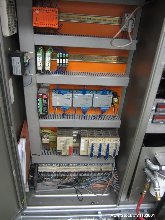 Used- Siebler Model HM1/290 Vertical Strip Packaging Machine