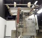 Used- Circle Model V16 Vertical Pouch Machine with Tablet Feeder.