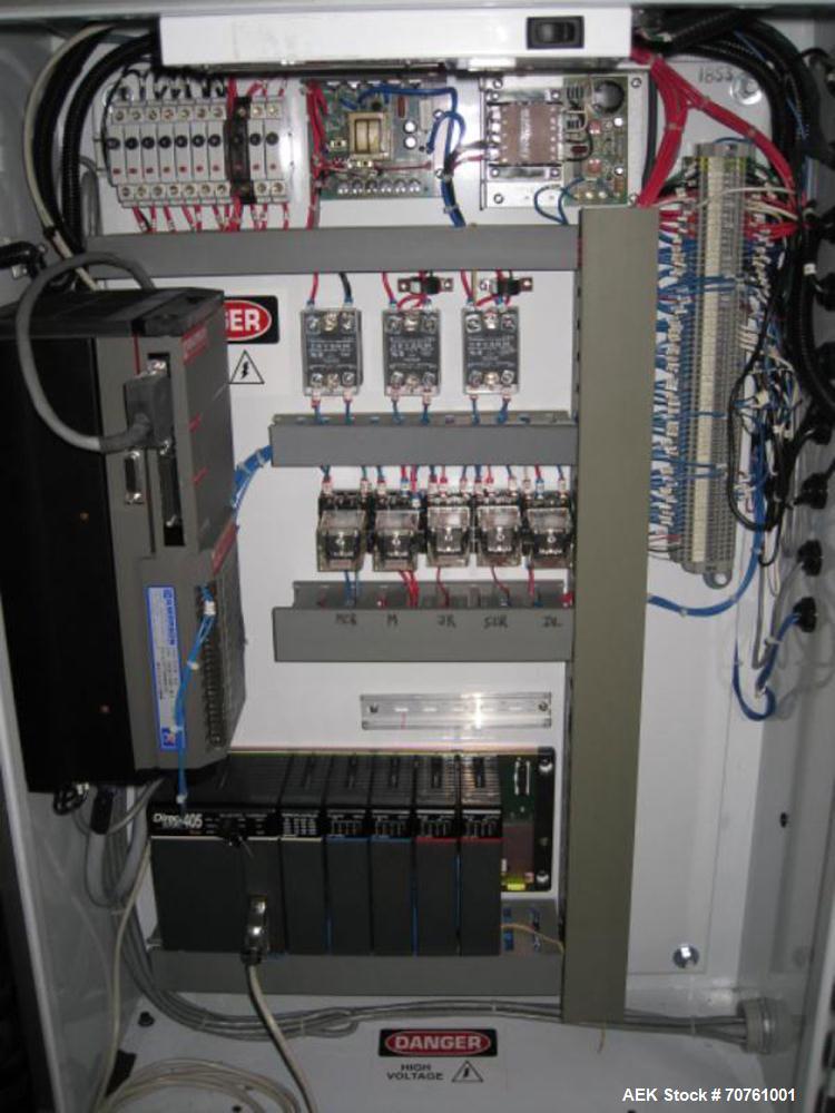 Used- Wrap Ade Model VSP-JR Vertical Strip Packaging Machine