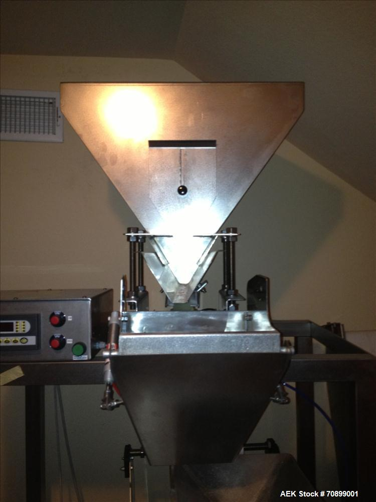 Used-Easy Bag Vertical Form Fill Seal, Model Minni 2000