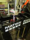 Used-Matrix Pro Snack Food vertical form fill seal machine with PPM Technologies 14 head combination scale, inclined takeawa...