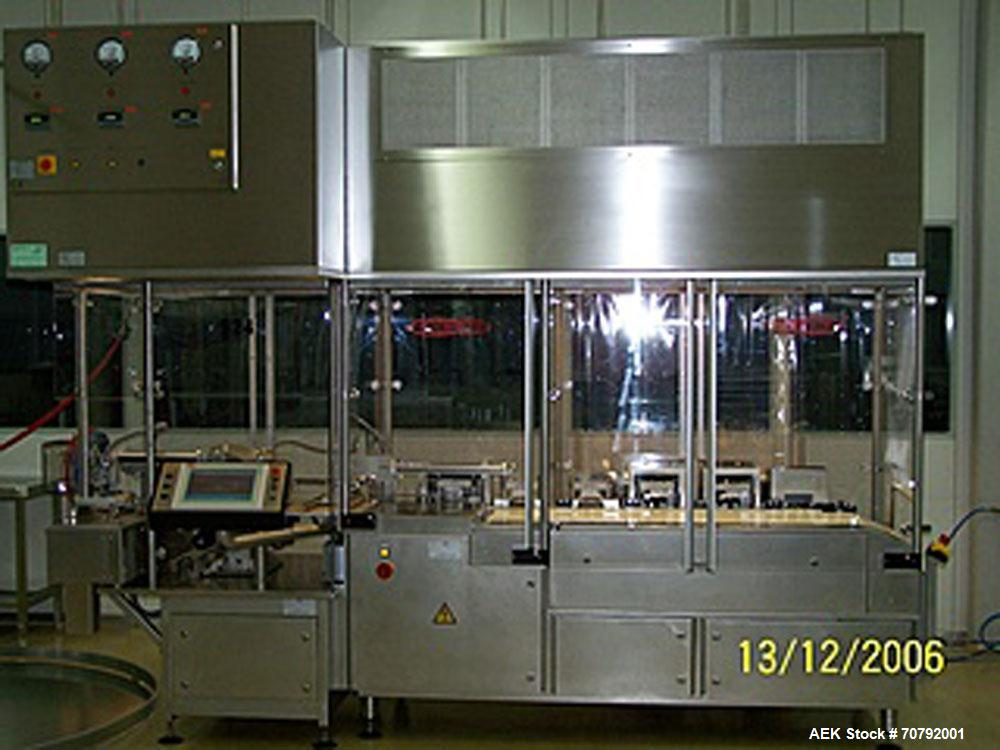 Used-Stainless Steel Alpaco Infusion Bag Filling System