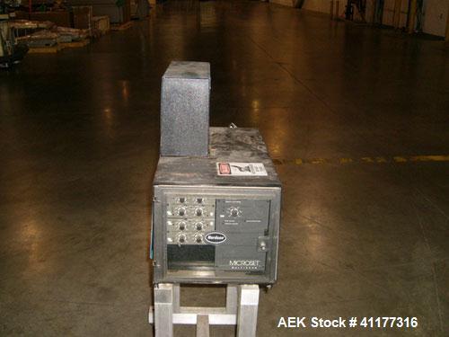 Used- Nordson 3500 Hot Melt Glue Unit