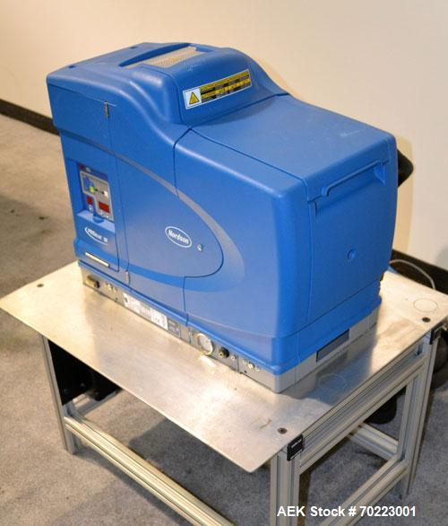 Used- Nordson Hot Melt Adhesive Applicator System, Model Problue 10. Volume 10 liter, hmelt rate per hour 24 pound, throughp...