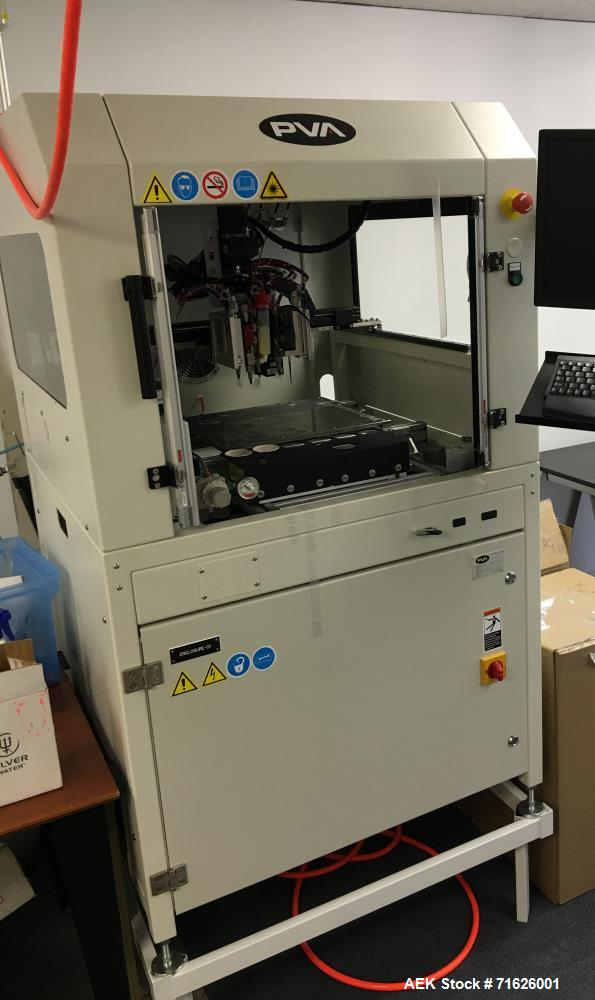 Unused- PVA Fully Enclosed Adhesive Dispensing System, Model PVA650.