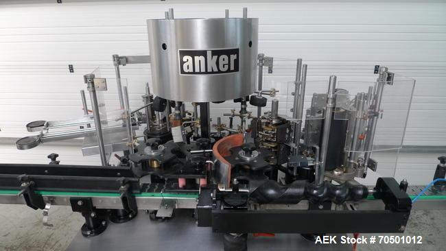 Used-Anker Roland Labeling Machine
