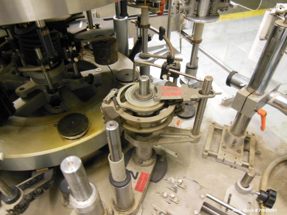 Used- Kosme Keber Kosmac Labeler, Model 6TS3E2+S