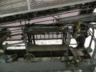 Used- NewWay Model EPB Roll Through Glue Wraparound Labeler