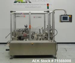Used- Libra (IMA) Model SE300TE Front and Back Pressure Sensitive Tamper Evident