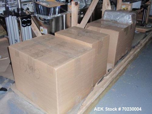 Unused- Sancoa-Weiler Model CL 2000R Tamper Evident Carton Labeler